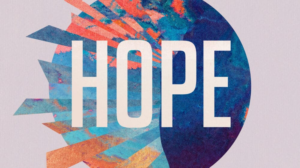 Easter Sunday - An Intervention of Hope Image