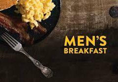 Event Mens Breakfast at HOTS